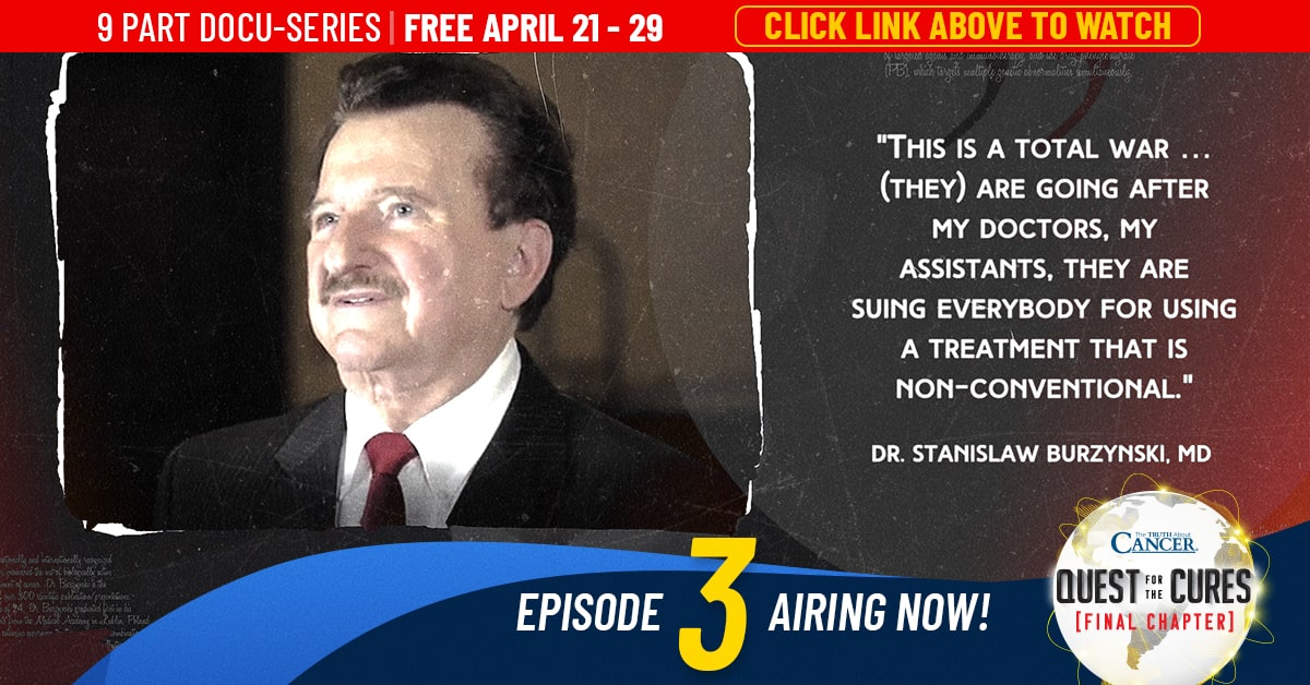 [WATCH NOW] Episode 3: Affordable Treatments, The Anti-Cancer Diet, Healing Herbs & Defensive Eating